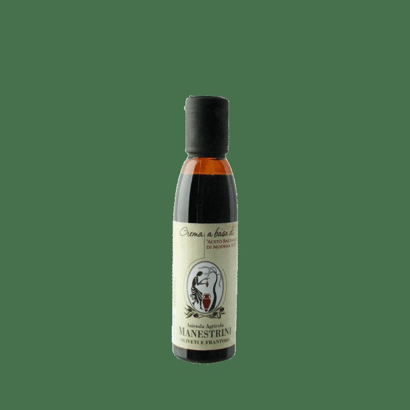 FrantoioManestrini Prodotti Aceto CremaAcetoBalsamico 210ml 1