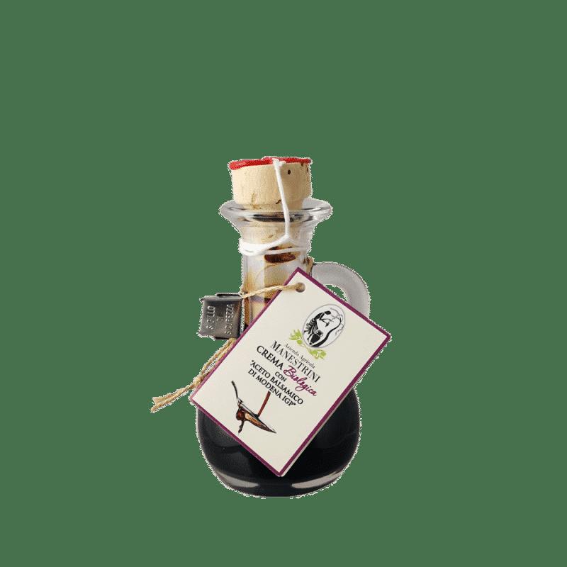 FrantoioManestrini Prodotti Aceto CremaAcetoBalsamicoBIO 50ml 1