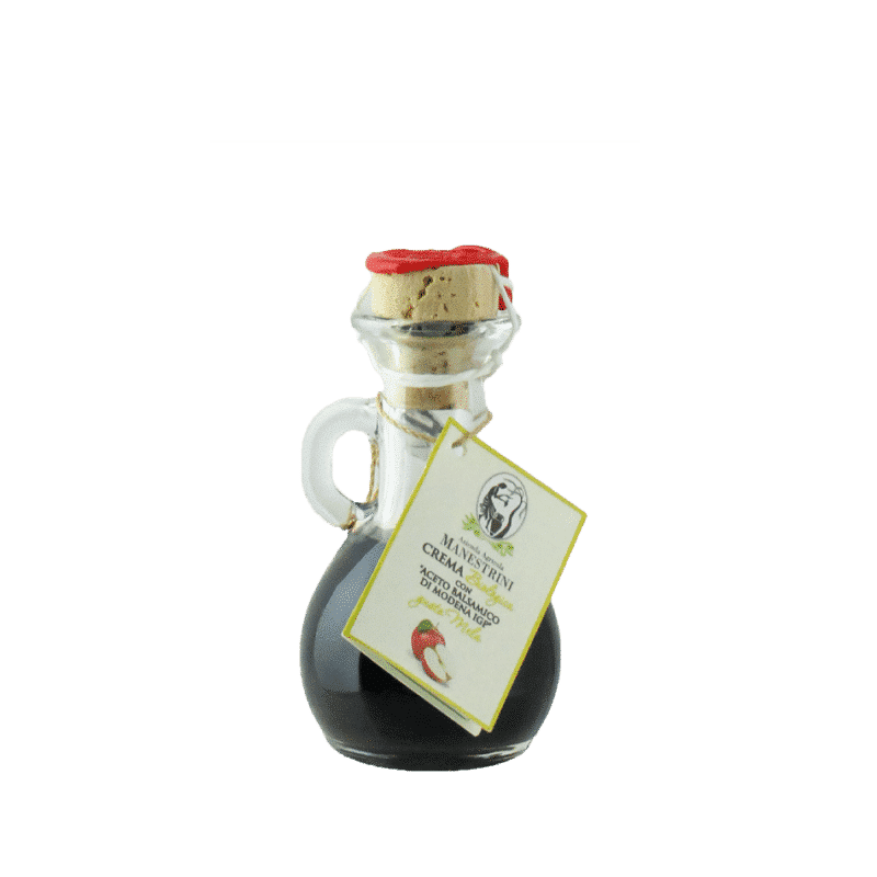 FrantoioManestrini Prodotti Aceto CremaAcetoBalsamicoBIOMela 50ml 1