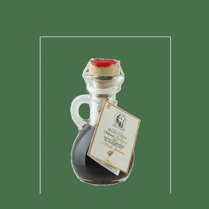 FrantoioManestrini Prodotti Aceto CremaAcetoBalsamicoBIOMiele 50ml 1