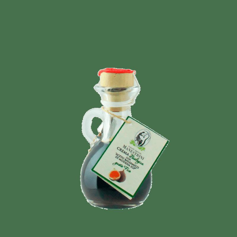 FrantoioManestrini Prodotti Aceto CremaAcetoBalsamicoFico 50ml 1