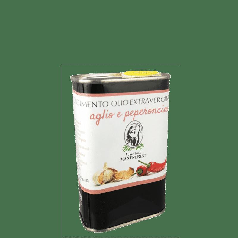 Condimento all'Aglio e Peperoncino