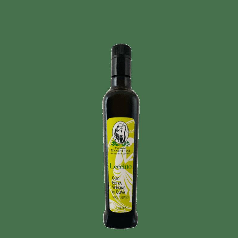 Olio Extra Vergine di Oliva Monocultivar LECCINO - 0,500 lt