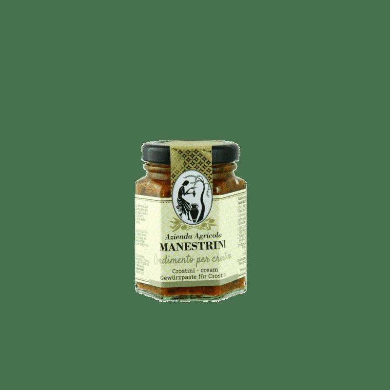 FrantoioManestrini Prodotti SpecialitaGastronomiche Olive Paté Creme CondimentoCrostini 1
