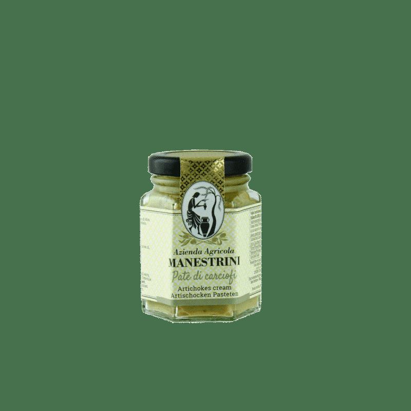 FrantoioManestrini Prodotti SpecialitaGastronomiche Olive Paté Creme PateCarciofi 1