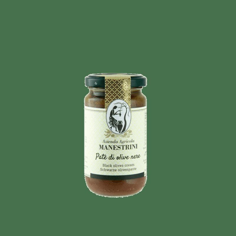 FrantoioManestrini Prodotti SpecialitaGastronomiche Olive Paté Creme PateOliveNere 1