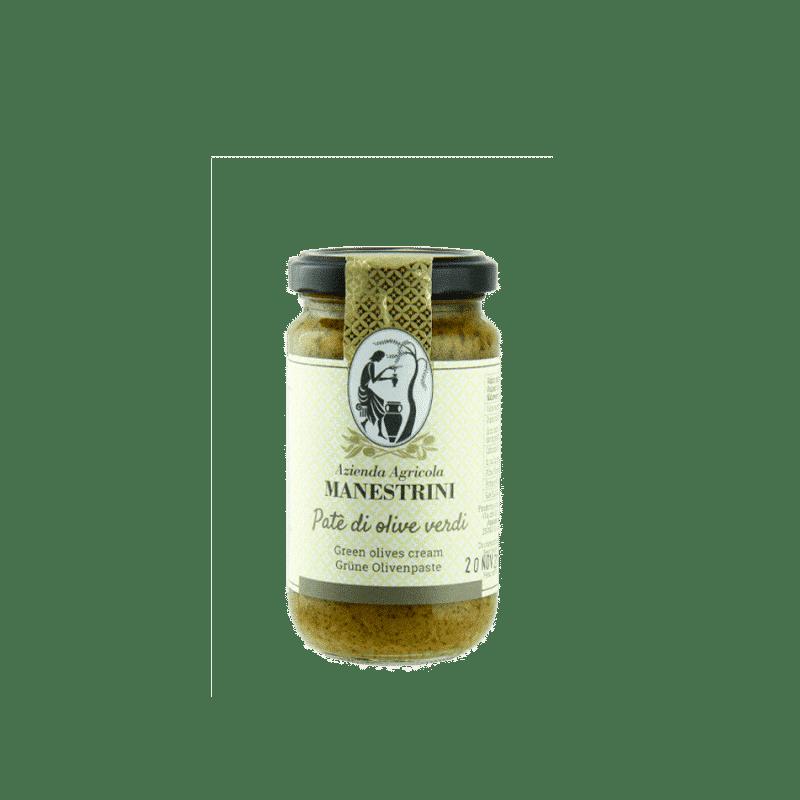 FrantoioManestrini Prodotti SpecialitaGastronomiche Olive Paté Creme PateOliveVerdi 1