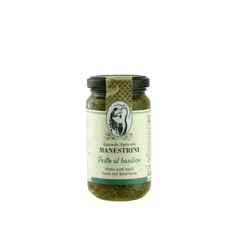 FrantoioManestrini Prodotti SpecialitaGastronomiche SughieRisotti PestodiBasilico 1