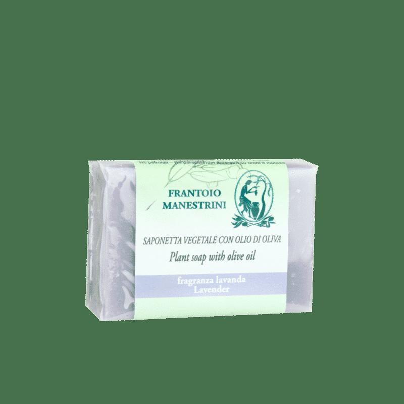 frantoiomanestrini prodotti cosmetici saponettafragranzalavanda 1
