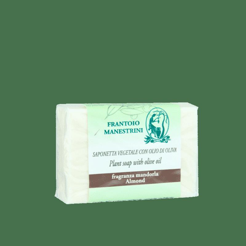 frantoiomanestrini prodotti cosmetici saponettafragranzamandorla 1
