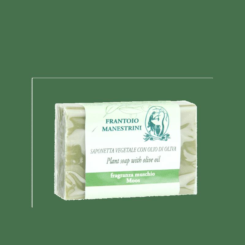 frantoiomanestrini prodotti cosmetici saponettafragranzamuschio 1